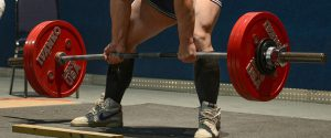 Gorilla Athletik Powerlifting olympisches Gewichtheben